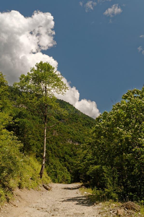 Abhazia image libre de droits