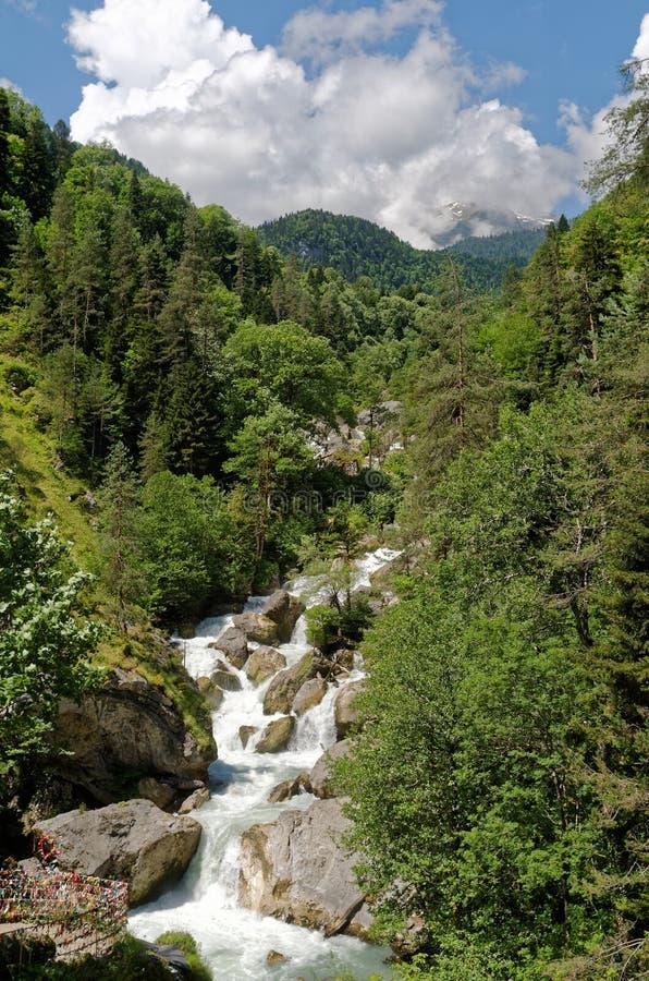 Abhazia images libres de droits