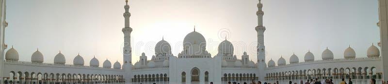 Abhu Dhabi lizenzfreie stockfotos