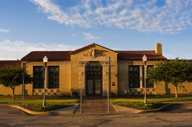 Download Abilene Station Royalty Free Stock Photo - Image: 5309135