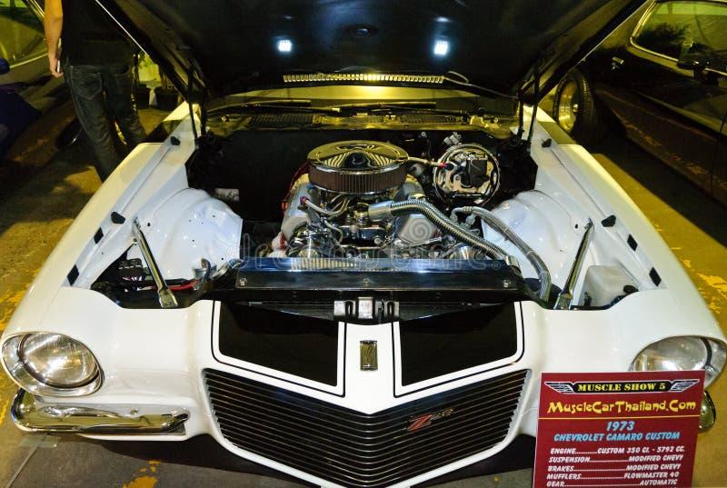 Abitudine del Chevrolet Camaro fotografia stock