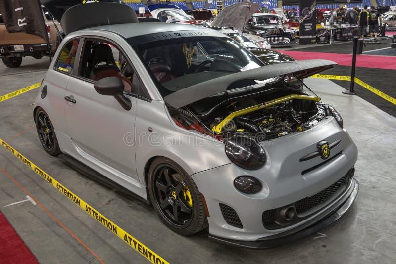 Abitudine di Fiat immagini stock libere da diritti