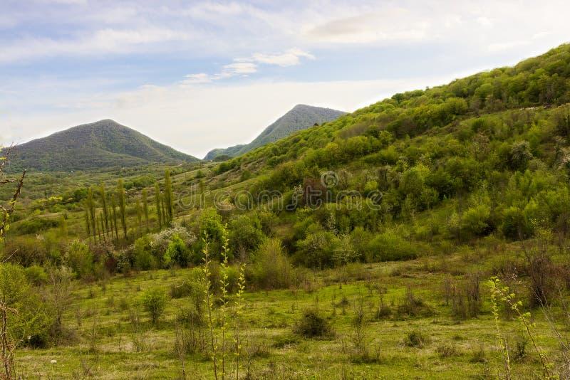 abkhazia berg royaltyfri bild