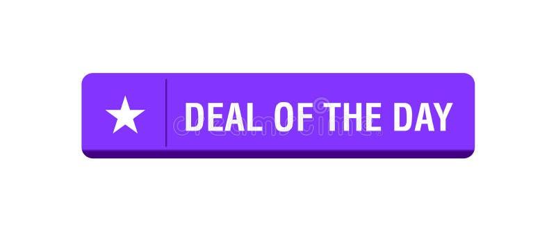 Abkommen des Tages lizenzfreie abbildung
