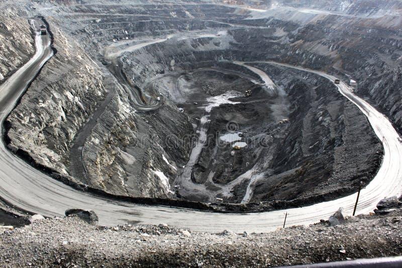 Bergwerk stockbilder