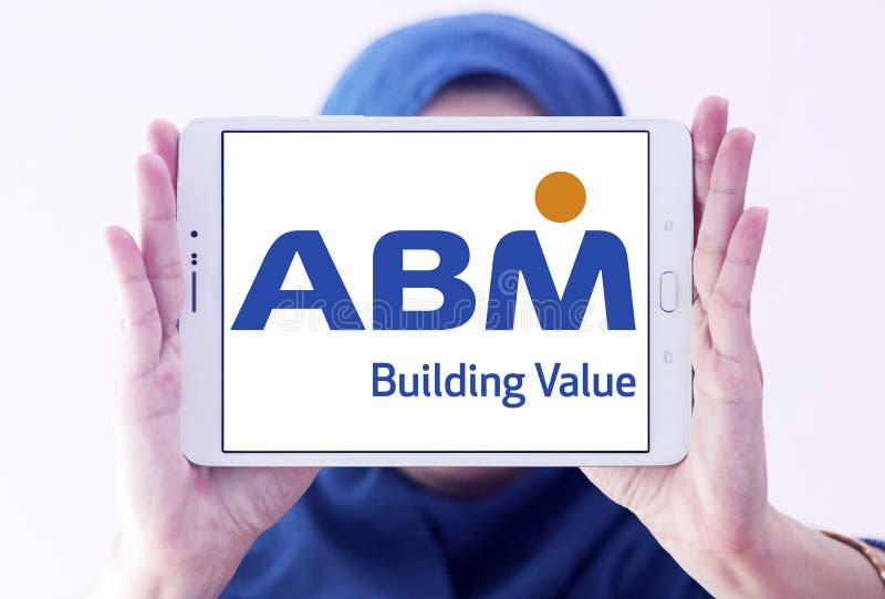 ABM λογότυπο βιομηχανιών στοκ εικόνες
