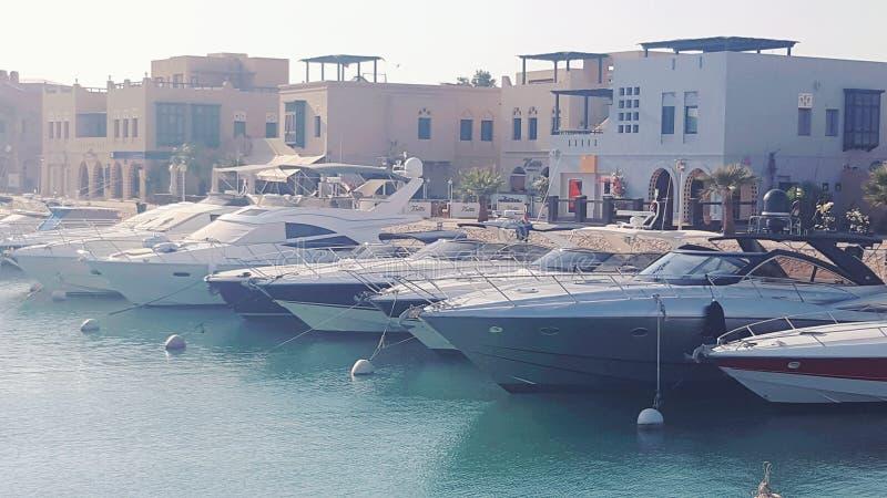 Abo tig-Jachthafen lizenzfreies stockbild