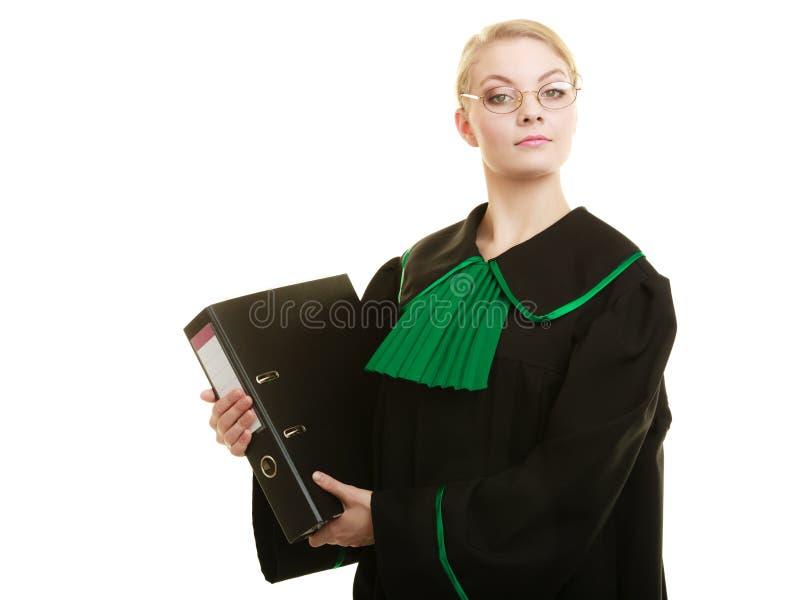 Download Abogado De La Mujer Con La Carpeta De Archivos O El Expediente Foto de archivo - Imagen de judicial, documento: 64202054