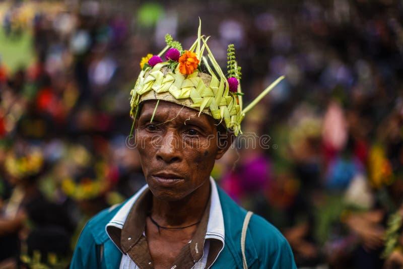 Aborigènes malaisiens photo stock