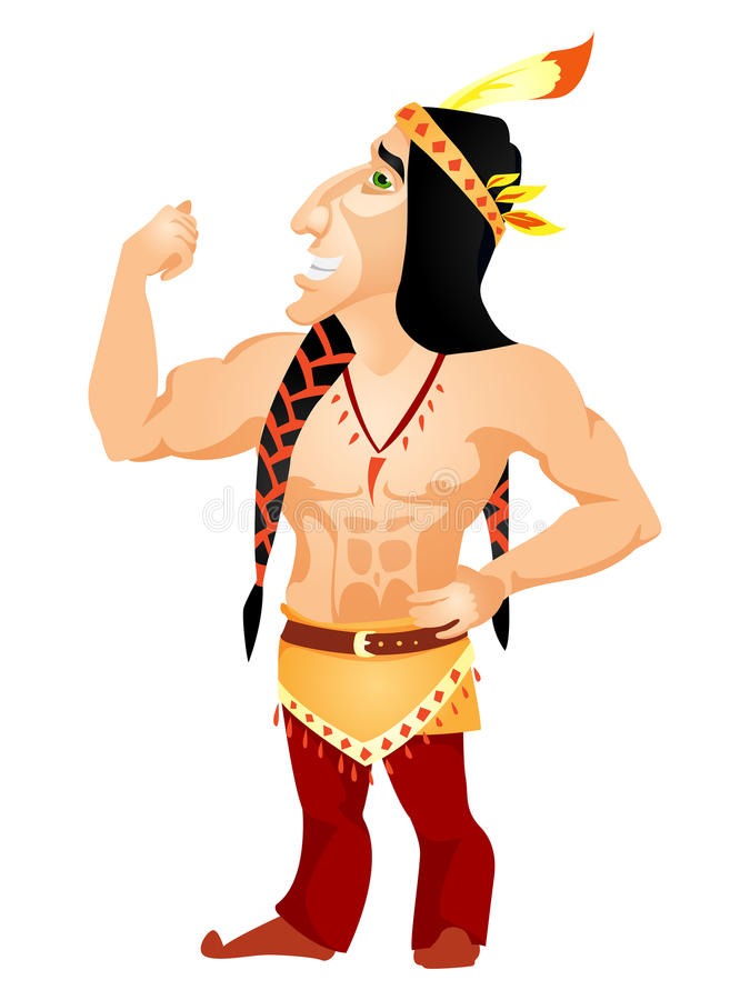 Aborigen libre illustration