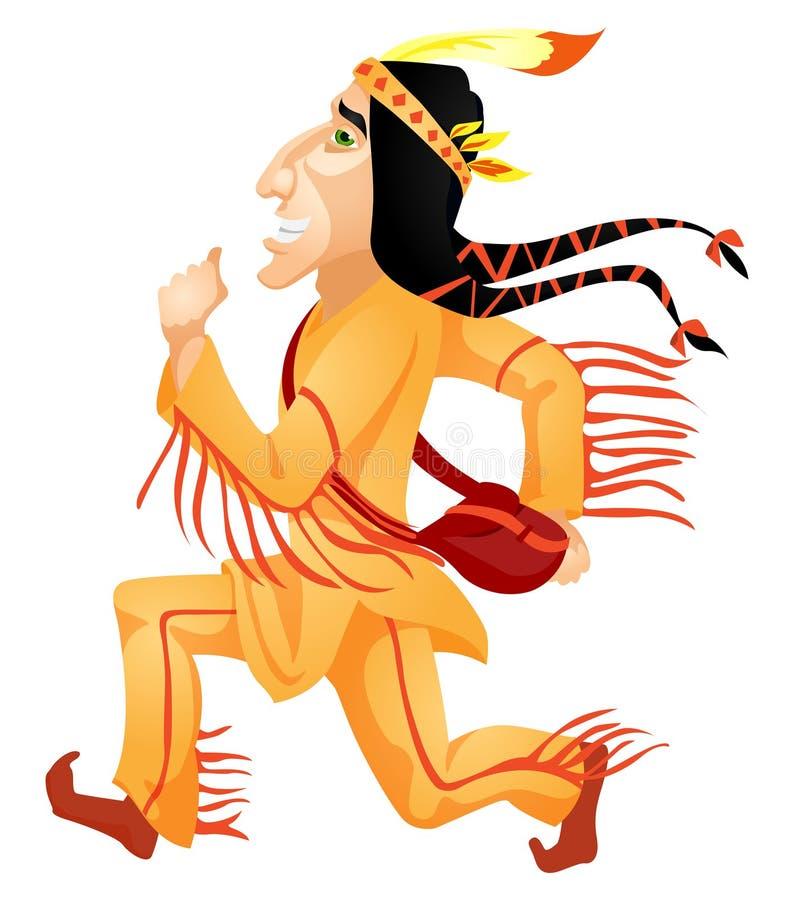 Aborigeno royalty illustrazione gratis