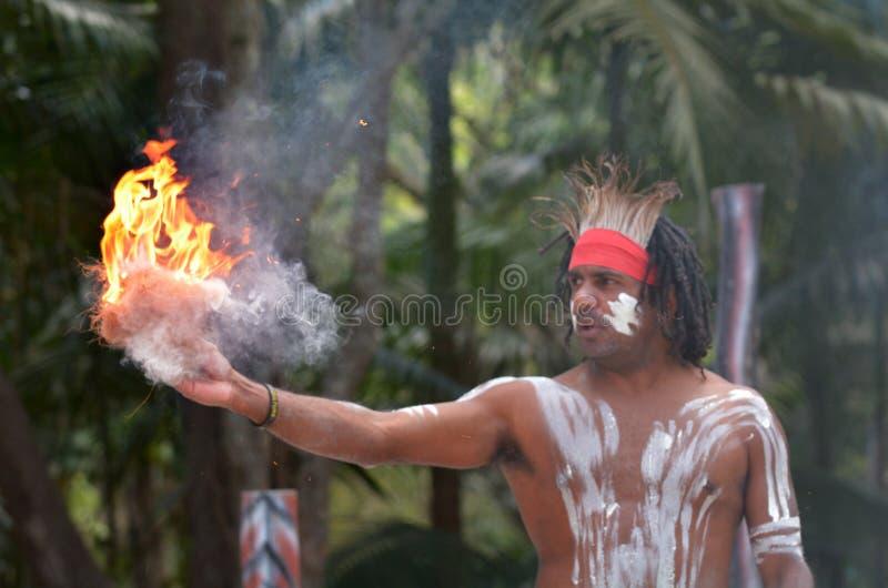 Download Aboriginal Culture Show In Queensland Australia Stock Image - Image of australians, native: 47267411