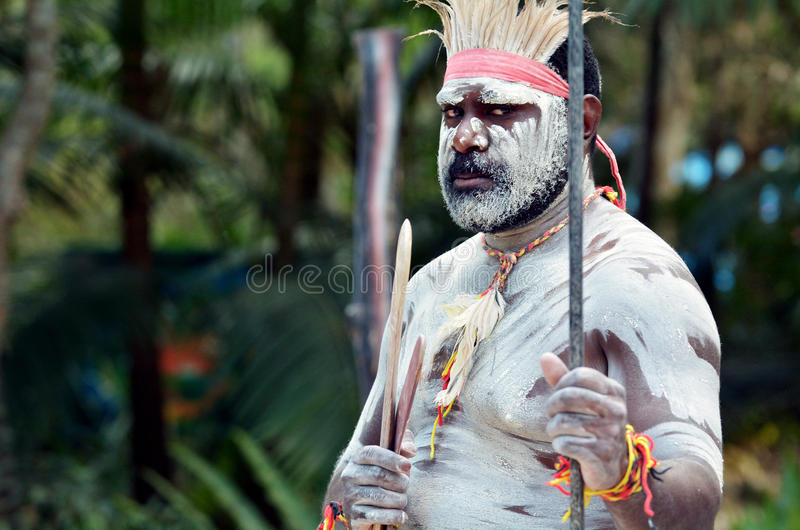 Download Aboriginal Culture Show In Queensland Australia Stock Photo - Image of australian, people: 47267474
