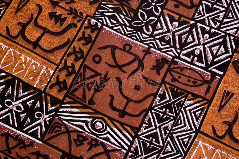 Aboriginal design royalty free stock image
