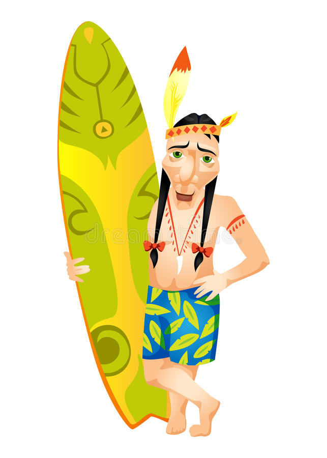 Aborigine Royalty Free Stock Photo