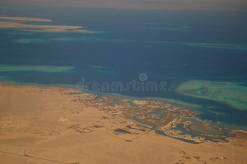 From above royalty free stock photography