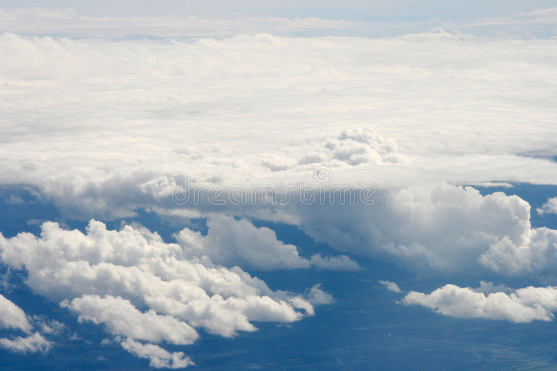 Download Above the clouds stock photo. Image of bright, cloudscape - 10491818