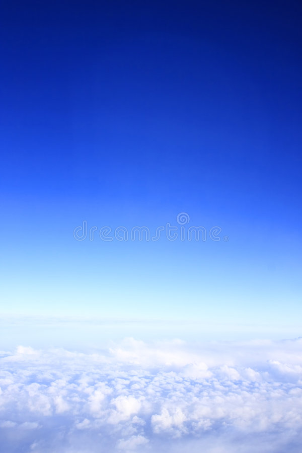 Download Above the clouds stock photo. Image of plane, cloud, nature - 5894776