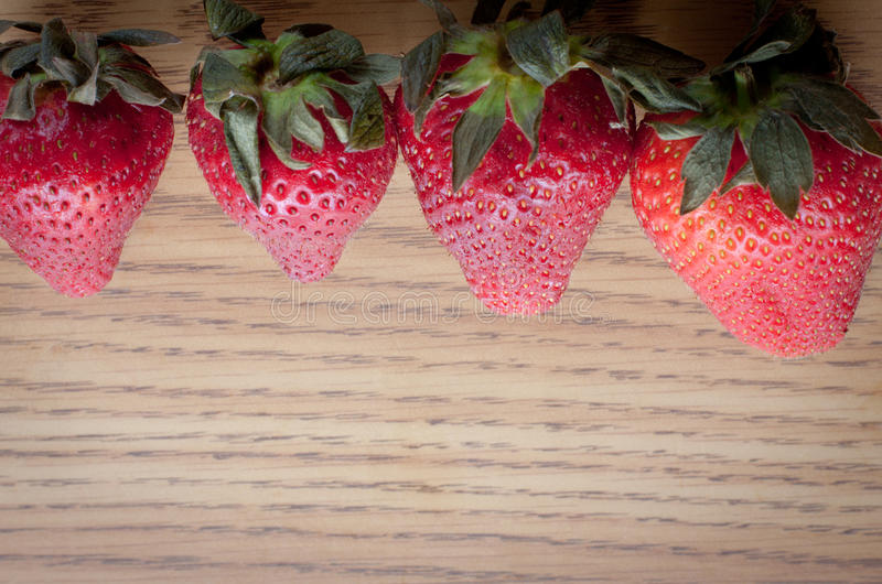 Download Above Strawberries stock photo. Image of backgrounds - 24642886