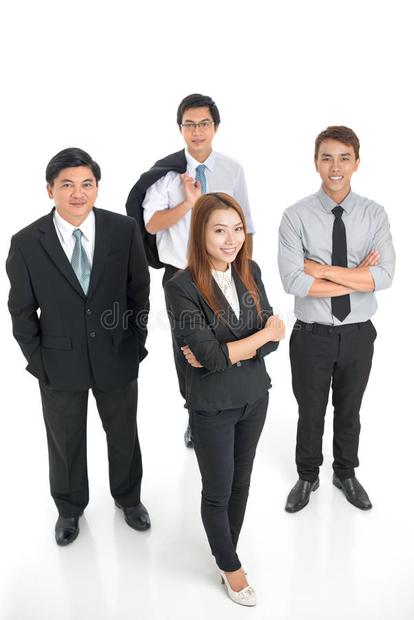 Download Business Staff Royalty Free Stock Images - Image: 30095589