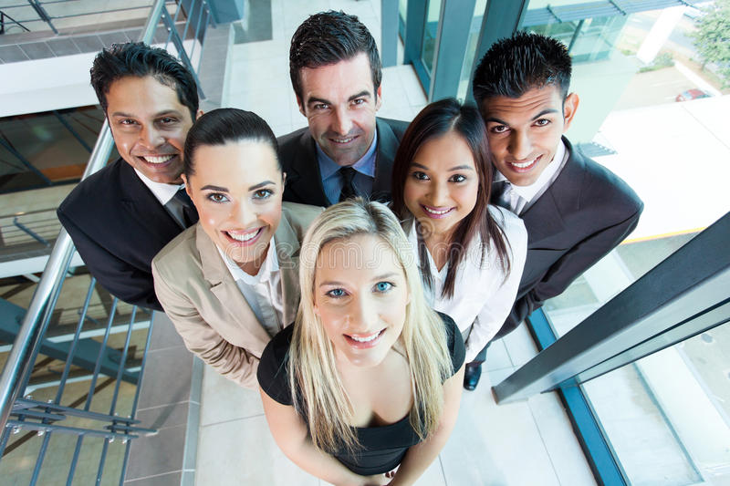 Download Above view team stock photo. Image of group, male, workers - 32091382