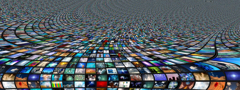 Abrégé sur écrans illustration libre de droits