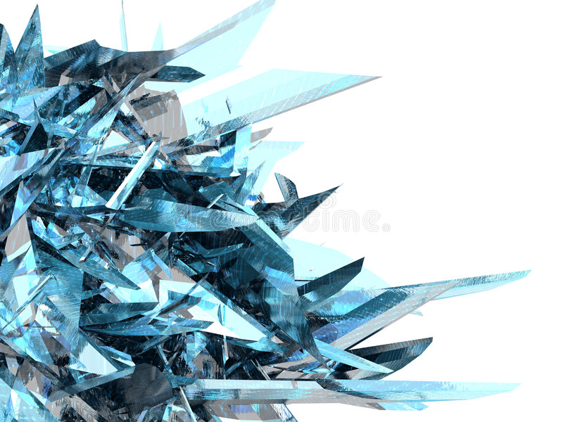 Abrégé sur Aqua illustration libre de droits