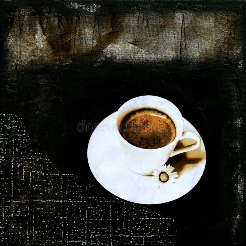 Abrégé sur café images stock
