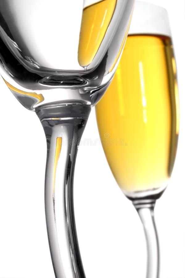 Abrégé sur Champagne images libres de droits