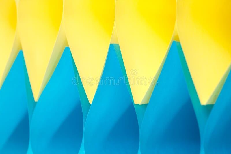 Abrégé sur coloré fond de dent de scie photo libre de droits