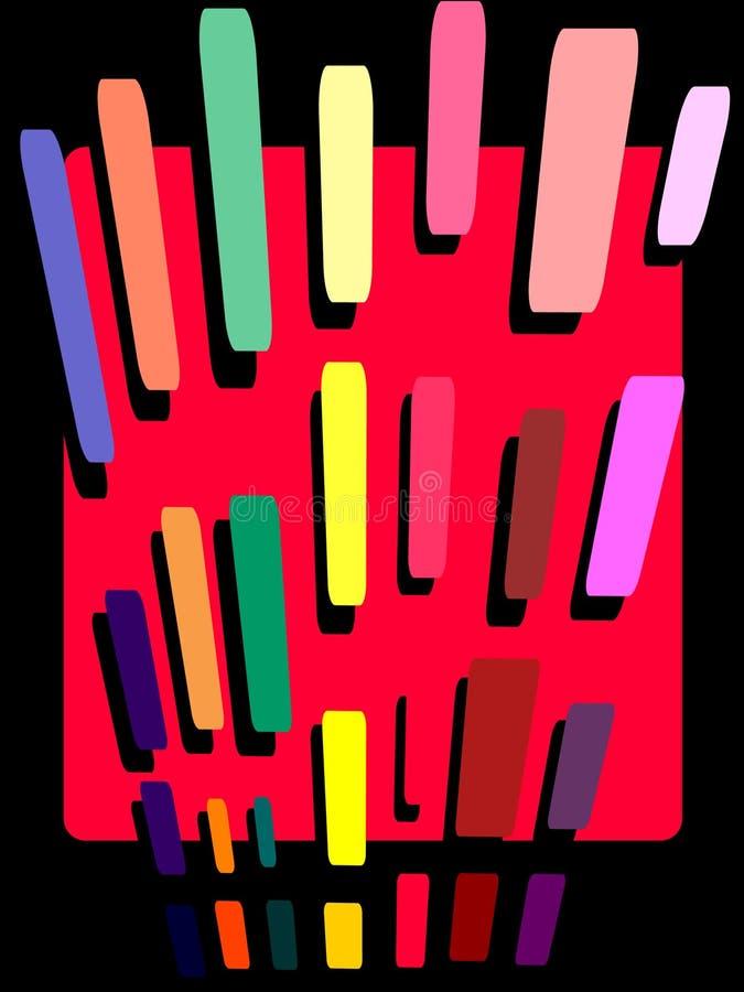 Abrégé sur course de crayon