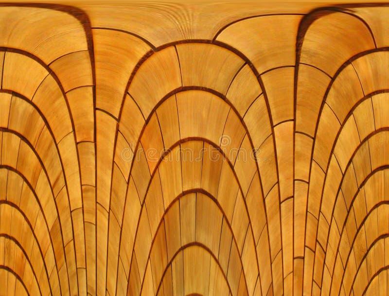 Abrégé sur en bois images stock