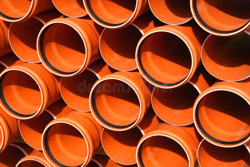 Abrégé sur entrepôt de pipes image libre de droits