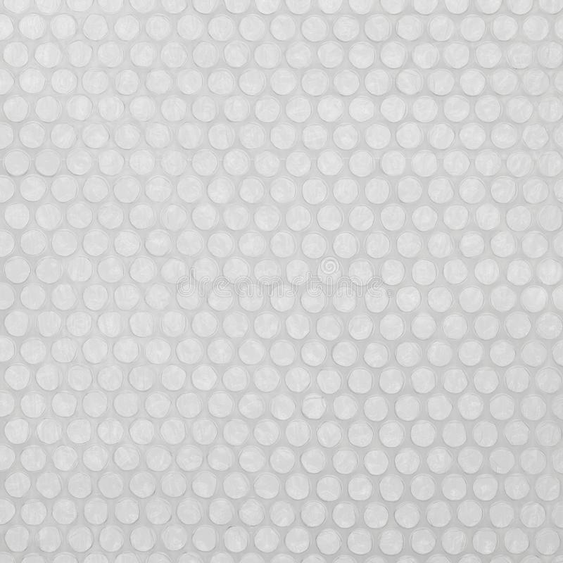 Abrégé sur rouge texture de bubblewrap image libre de droits