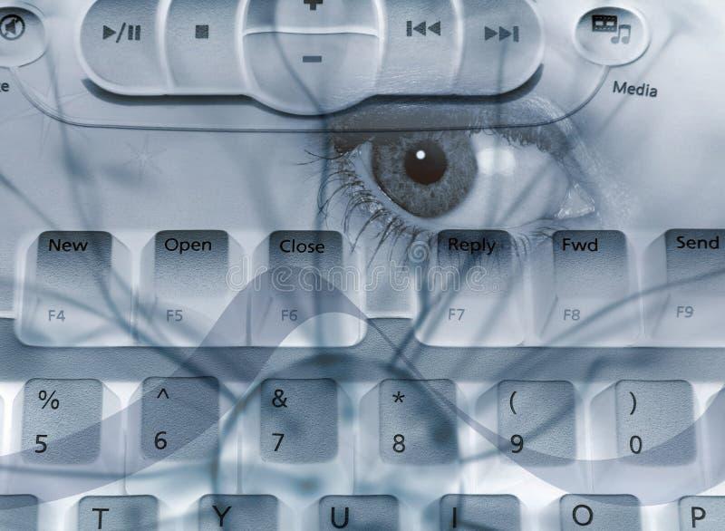 Abrégé sur Spyware illustration libre de droits