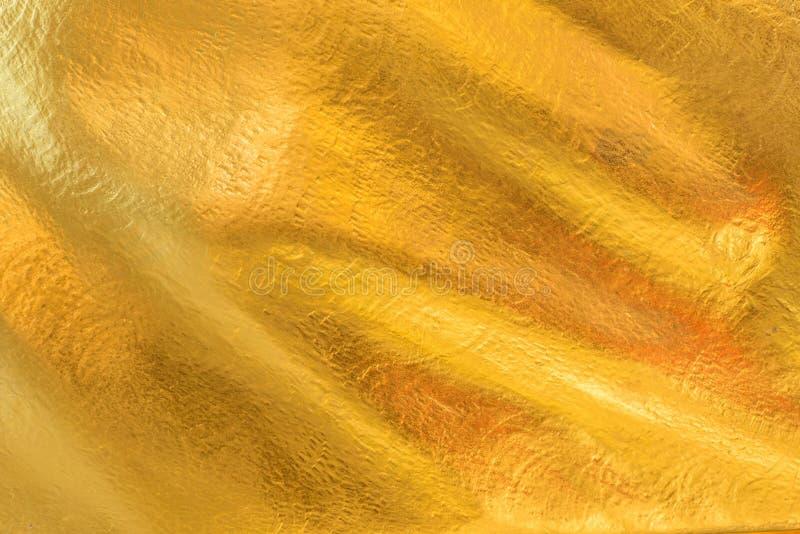 abrégé sur texture d'or pour le fond et la conception photos stock