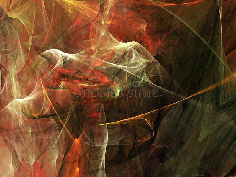 Download Abrégez Le Fond Collage De Digital Illustration Stock - Illustration du bulle, courbes: 87701155