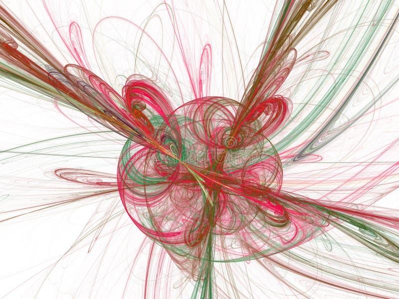 Download Abrégez Le Fond Collage De Digital Illustration Stock - Illustration du mouvements, courbes: 87701292