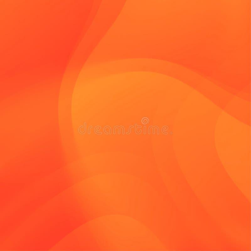 abrégez le fond Surface colorée de gradient de lueur pour la conception illustration libre de droits