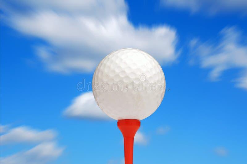 Abr?g? sur golf image libre de droits