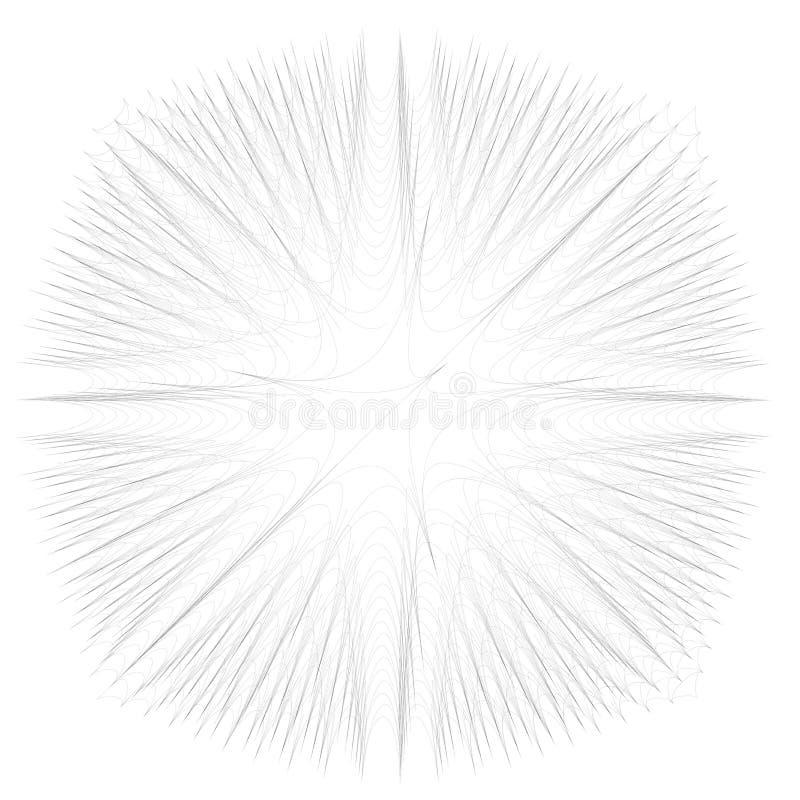 Abr?gez le fond floral illustration de vecteur