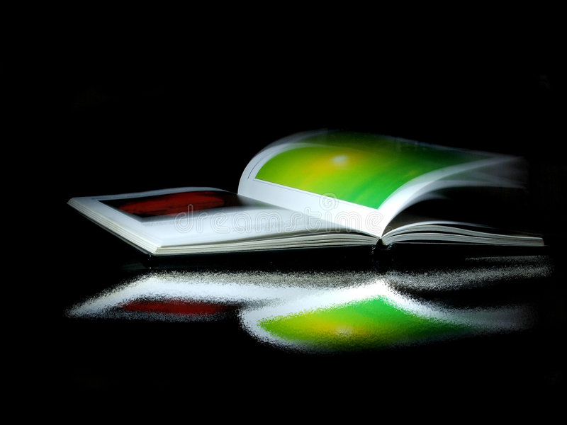 Abra Book-1 fotos de archivo libres de regalías