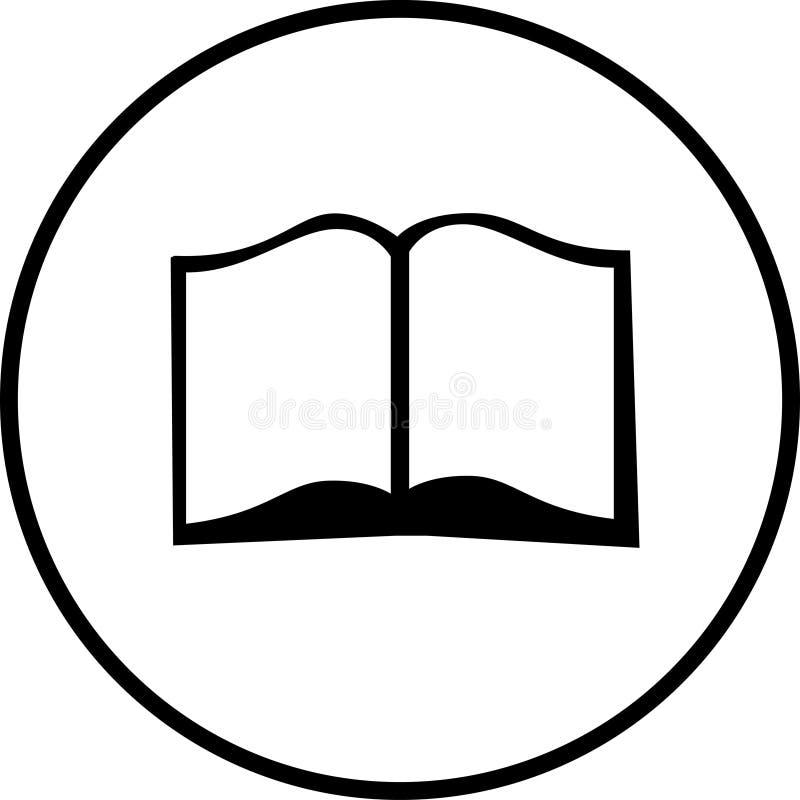 Abra el libro libre illustration