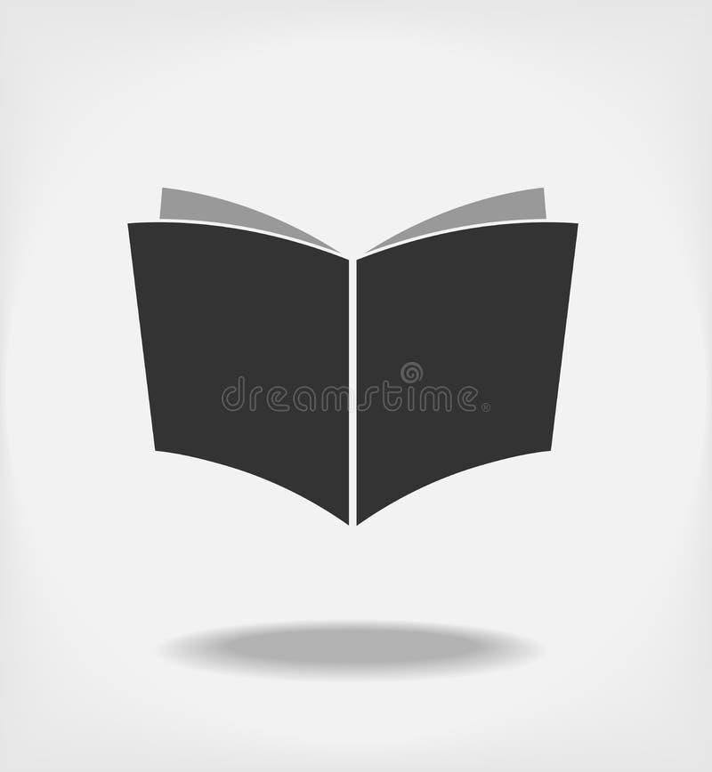 Abra el libro. imagen de archivo libre de regalías