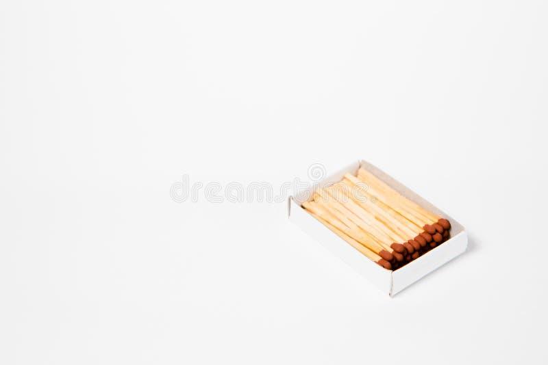 Abra el rectángulo de emparejamientos de madera fotografía de archivo libre de regalías