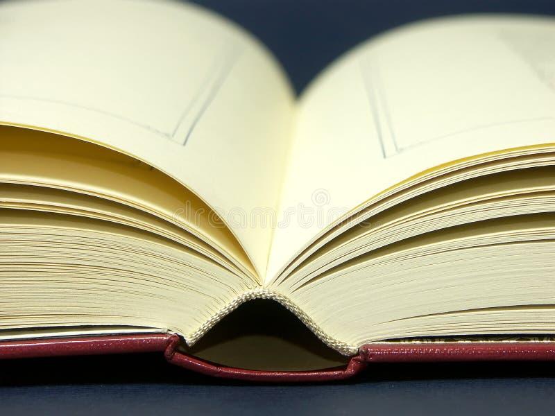 Download Abra o livro foto de stock. Imagem de manual, sumário, velho - 544344