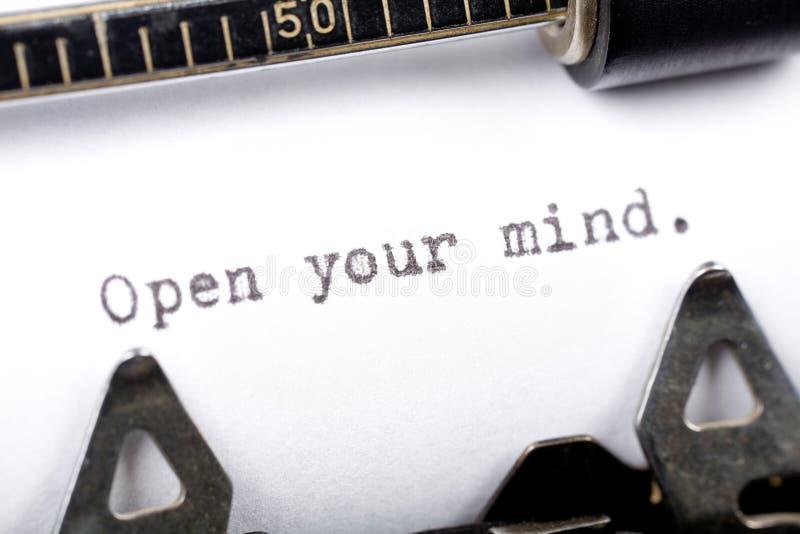 Abra su mente