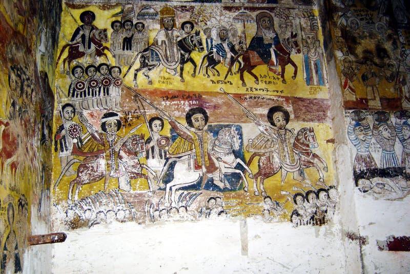 Abraha atsabeha arkivbilder