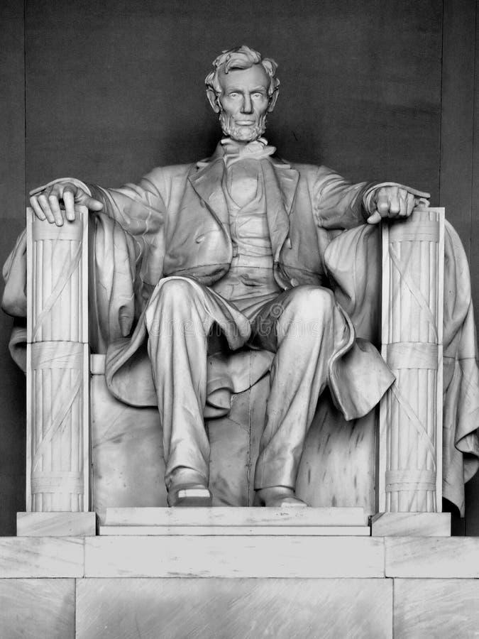 Abraham Λίνκολν στοκ εικόνα με δικαίωμα ελεύθερης χρήσης