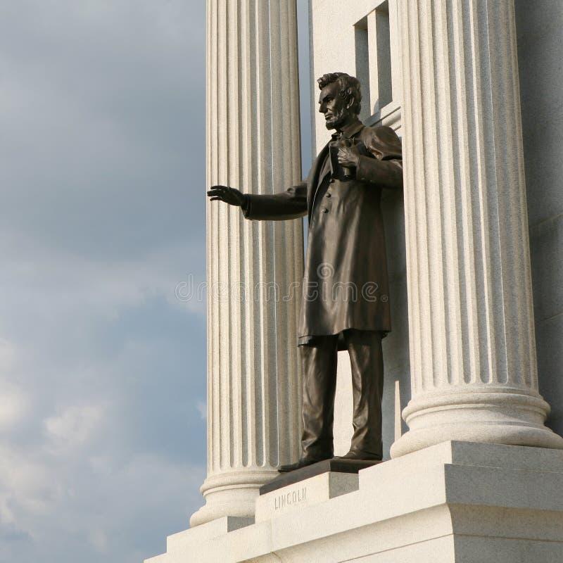 Abraham Λίνκολν στοκ φωτογραφίες
